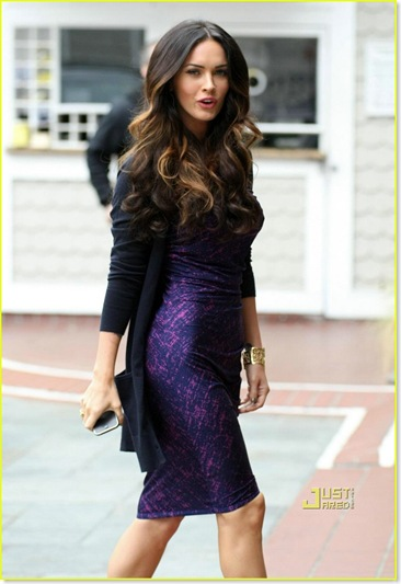 megan fox hair extensions. EPRT to match your hair.
